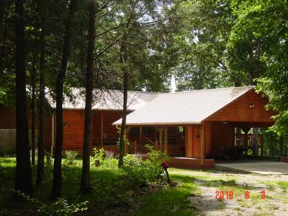 Joey Burch Lick Fork Cabin Home Gated Cabin Community