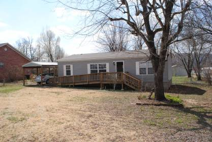 3 BR/2 BA home located within easy walking distance of the square